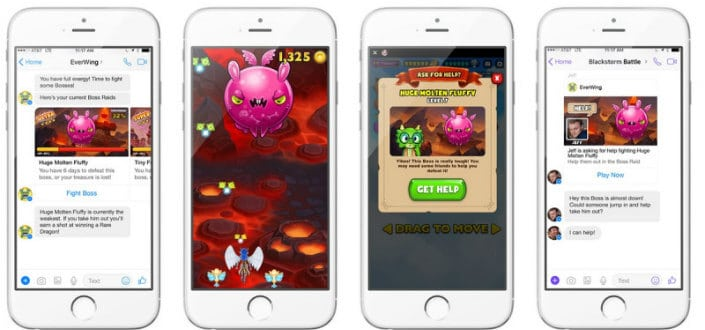 Everwing-Step 4 Create An EverWing Messenger Group