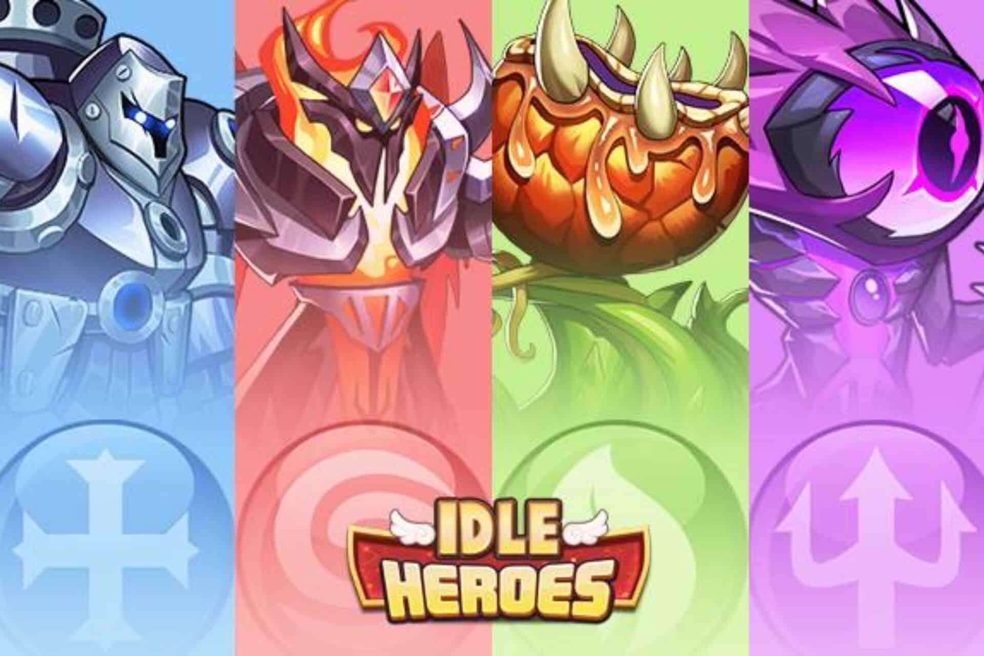 idle heroes bot