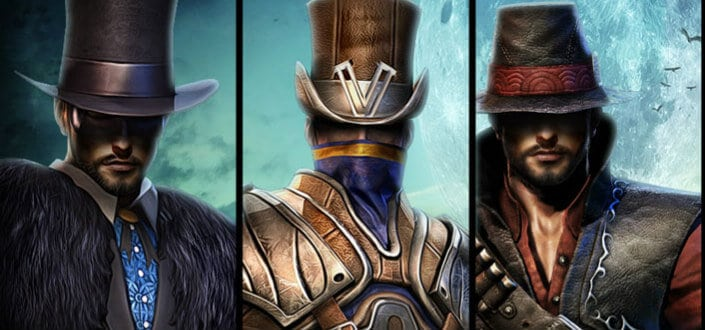 victor vran-Customize Your Character with Outfits