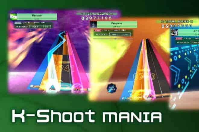 K shoot Mania Main