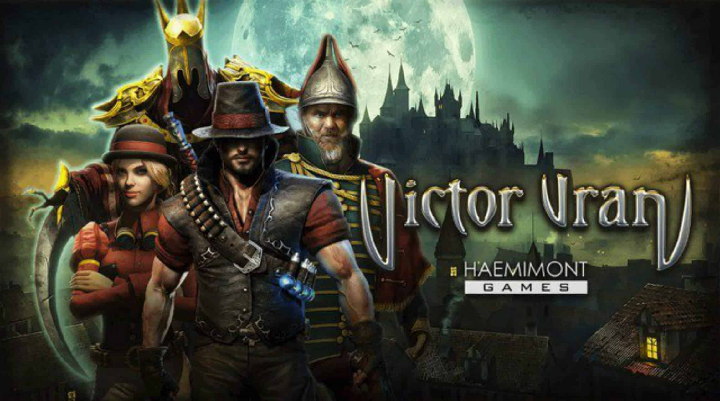 victor vran-Main Featured
