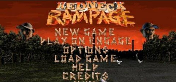 Redneck Rampage-What is Redneck Rampage