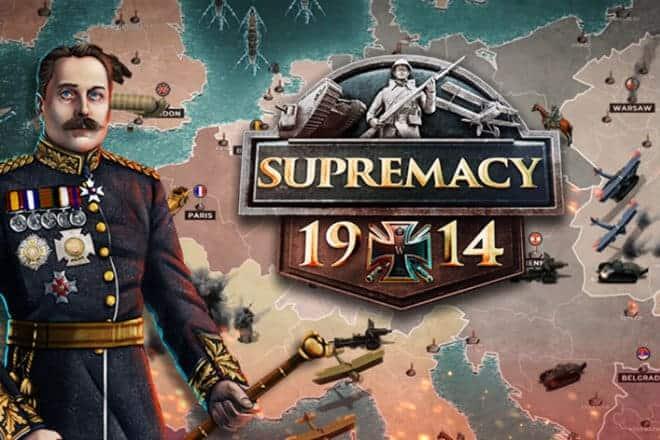 supremacy 1914 - post