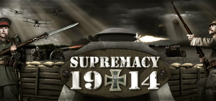 supremacy 1914 - what