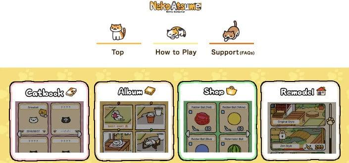 neko atsume - step 8