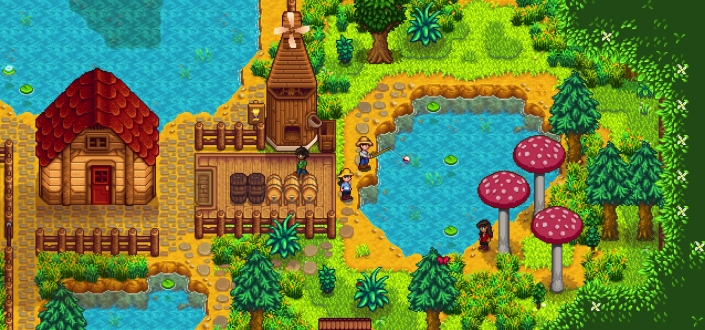 stardew valley - Keep Busy While your Crops Grow