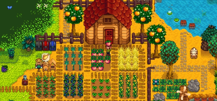 stardew valley - What is Stardew Valley_