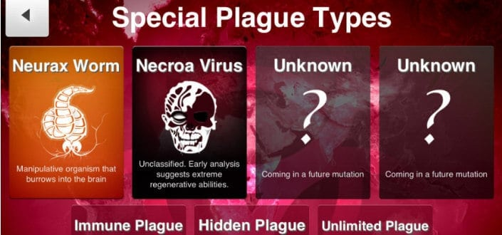 Pro tip Know What the Different Levels Are in Plague Inc