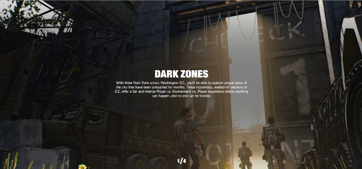 the division 2 - Prepare to Enter the Dark Zone