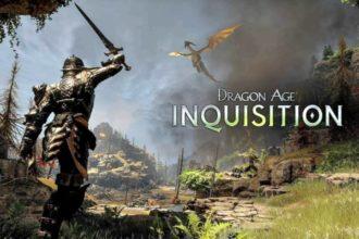 dragon age inquisition - main