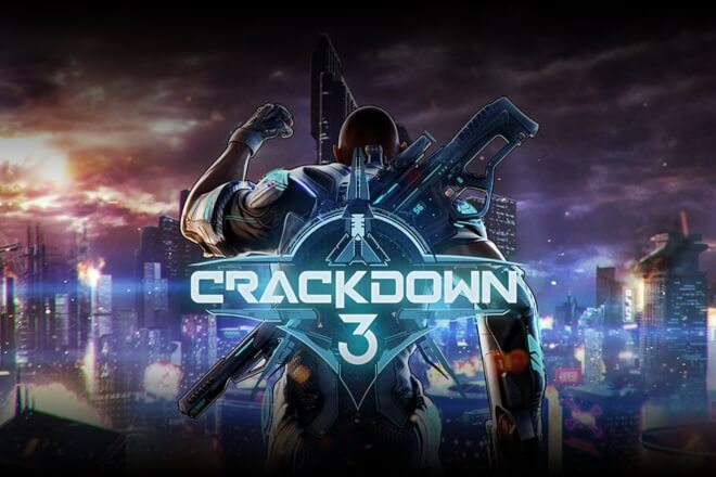 Crackdown 3 - Main