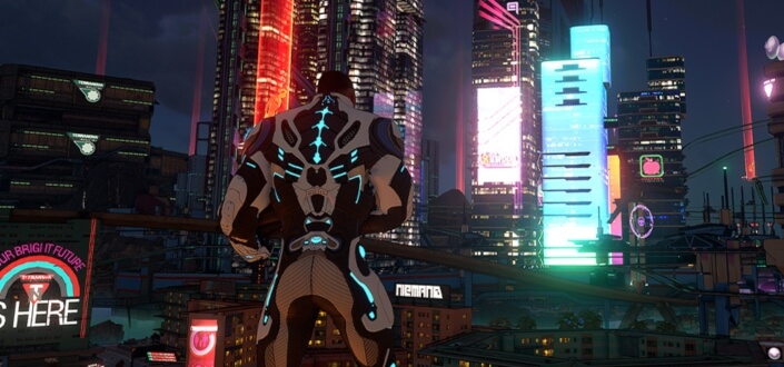 Crackdown 3 -How To Play Crackdown 3