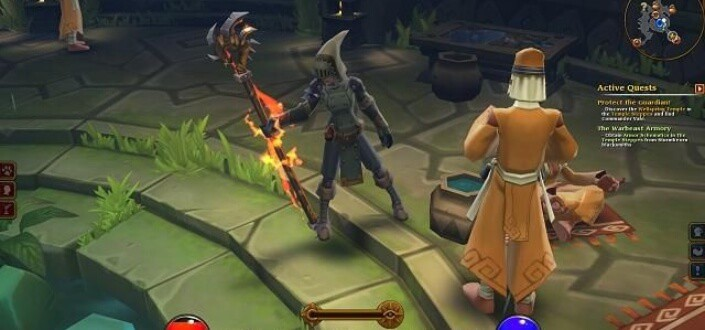 Torchlight 2 - Gear and Loot