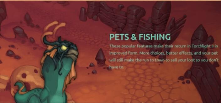 Torchlight 2-Pets