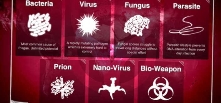 Plague Inc. Parasite-Unlock parasite