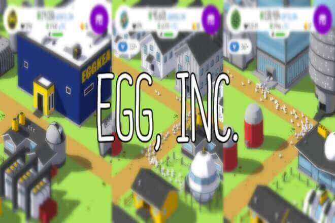 egg inc cheats - main
