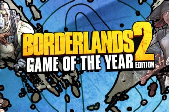 borderlands 2 - main