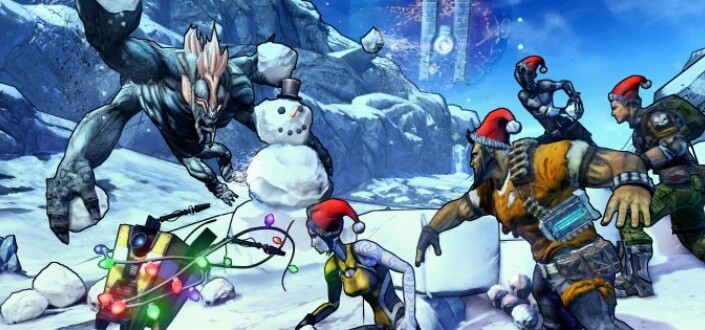 Borderlands 2 - Level Up With Eridium