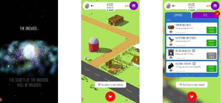 What Is Egg Inc.