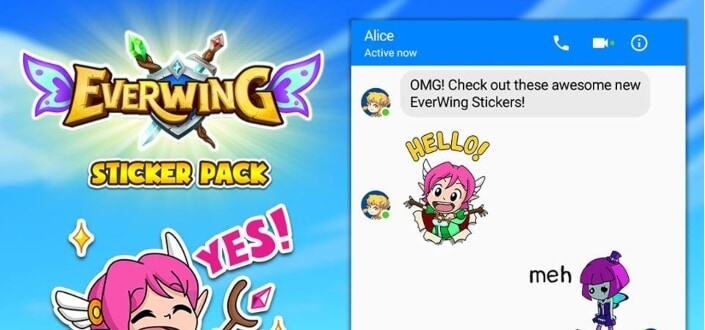 EverWing - Create A Messenger Group