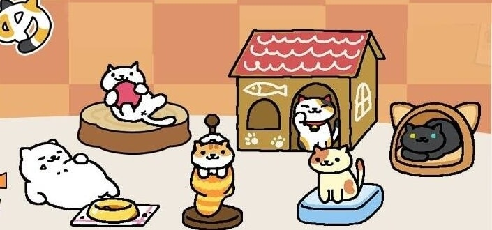 Neko Atsume - What Is Neko Atsume