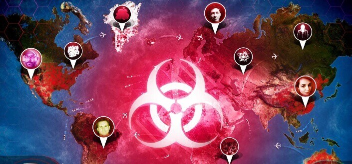 Plague Inc - 4. Watch the News and Keep an Eye on Countries