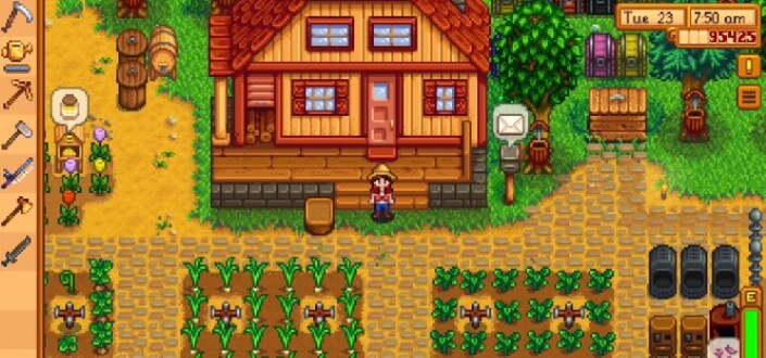 Stardew Valley - 6. Clear Space On Your Farm
