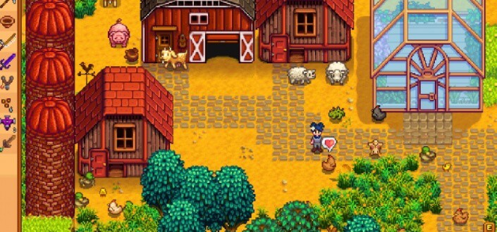 Stardew Valley - 7. Use Your Seeds To Get Started