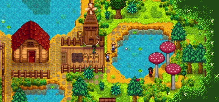Stardew Valley - 8. Keep Busy While Your Crops Grow