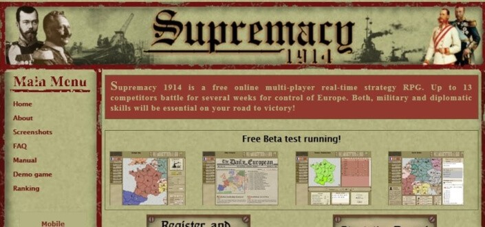 Supremacy 1914 - How To Play Supremacy 1914 9 Steps