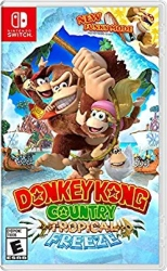 Best Nintendo Switch Games for Kids - Donkey Kong Country