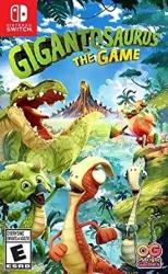 Best Nintendo Switch Games for Kids - Gigantosaurus