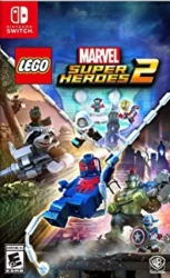 Best Nintendo Switch Games for Kids - LEGO Marvel Superheroes 2
