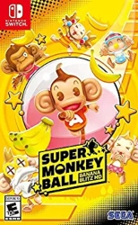 Best Nintendo Switch Games for Kids - Super Monkey Ball Banana Blitz HD