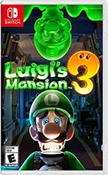 Best Nintendo Switch Multiplayer Games for Kids - Luigi's Mansion 3