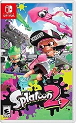 Best Nintendo Switch games for Kids - Splatoon 2