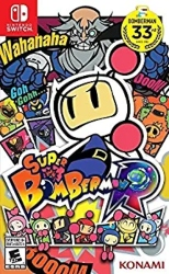 Best Nintendo switch Multipayer Games for Kids - Super Bomberman R