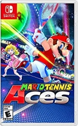 Nintendo Switch Multiplayer games for Kids - Mario Tennis Aces