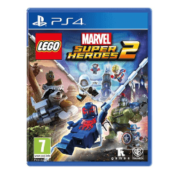 2-player - LEGO Marvel Super Heroes 2