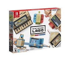 Best Nintendo Siwch Multiplayer games - Nintendo Labo - Variety Kit (1)