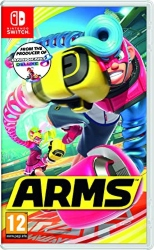 Best Nintendo Switch Multiplayer Games - ARMS (1)