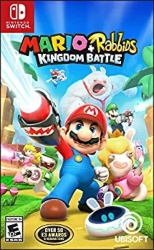 Best Nintendo Switch Multiplayer Games - Mario + Rabbids Kingdom Battle