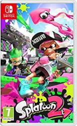 Best Nintendo Switch Multiplayer Games - Splatoon 2