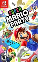Best Nintendo Switch Multiplayer Games - Super Mario Party