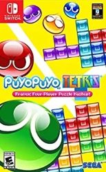 Best Nintendo Switch Multuiplayer Games - Puyo Puyo Tetris