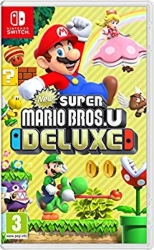Best NintendoSwitch Multiplayer games - New Super Mario Bros. U Deluxe