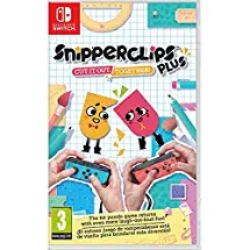 Best Nintendo Switch Multiplayer Games - Snipperclips Plus Cut It Out Together