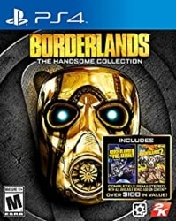 Borderlands The Handsome Collections
