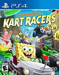 Nickelodeon Kart Races