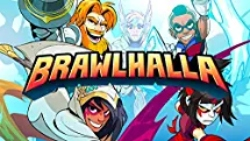 Nintendo Switch Multiplayer Games for Kids - Brawlhalla All Legends Pack